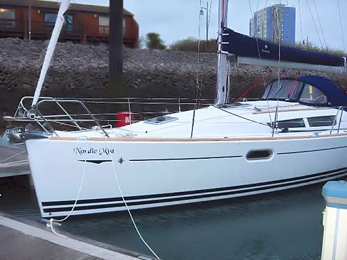 Nordic Mist is a Jeanneau Sun Odyssey 36i model, which joined our fleet in ...
